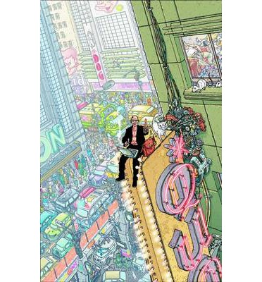 Transmetropolitan: New Scum Vol 4