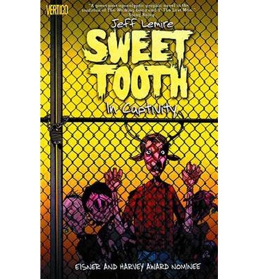 Sweet Tooth: In Captivity Volume 2