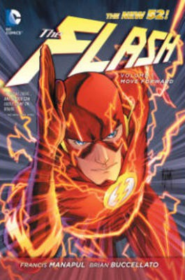 The Flash: Move Forward (the New 52) Volume 1