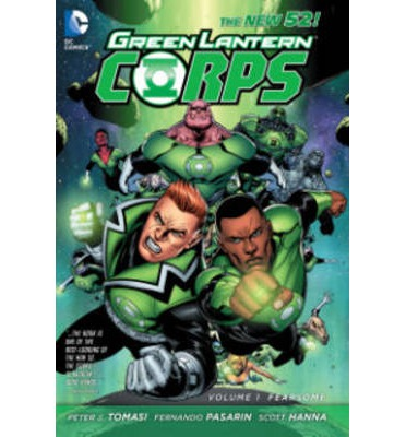 Green Lantern Corps: Fearsome (the New 52) Volume 1