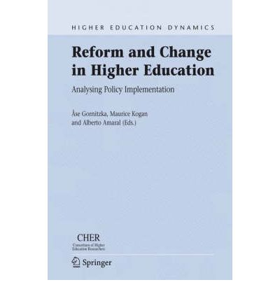 change in higher education Learn how external economic, philosophical, and political pressures are  changing higher education in america.