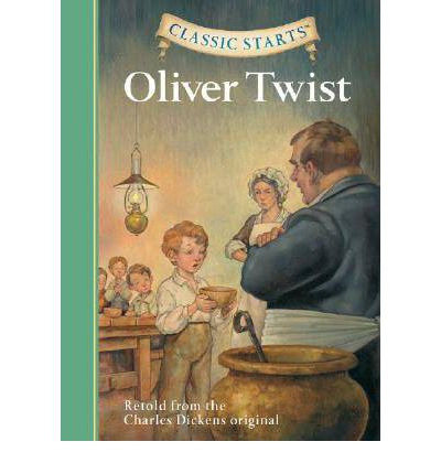Oliver Twist: Retold from the Charles Dickens Original
