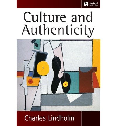 Culture and Authenticity