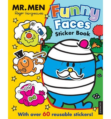 Mr. Men Funny Faces