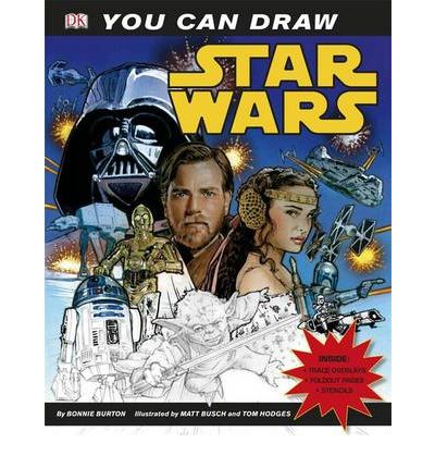 """You Can Draw """"Star Wars"""""""