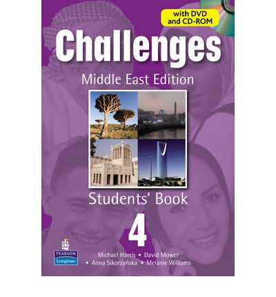 Challenges (Arab) 4 Student's Book for Pack