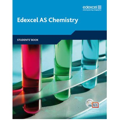 Edexcel A Level Science: Students' Book with ActiveBook: AS Chemistry