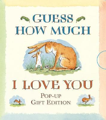 Guess How Much I Love You - Pocket Pop-up
