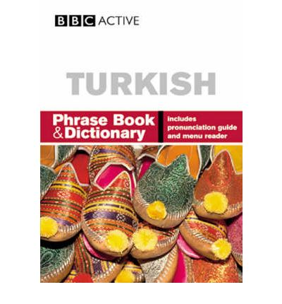 Turkish Phrase Book and Dictionary