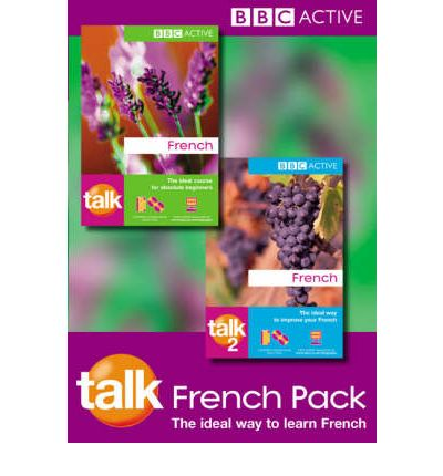 Talk French (1and 2) Box Set