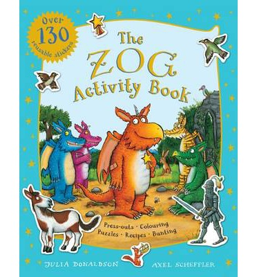 The Zog Activity Book