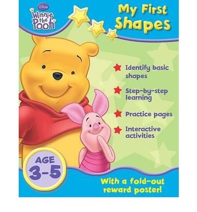 "Disney Home Learning: ""Winnie the Pooh"" - My First Shapes"