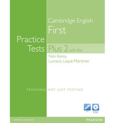 Practice Tests Plus FCE 2 NE with Key with Multi-ROM and Audio CD Pack