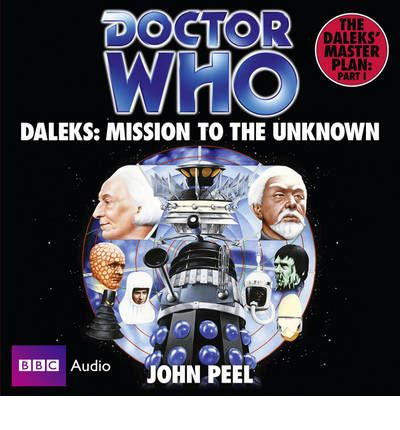 """""""Doctor Who"""": Daleks - Mission to the Unknown"""