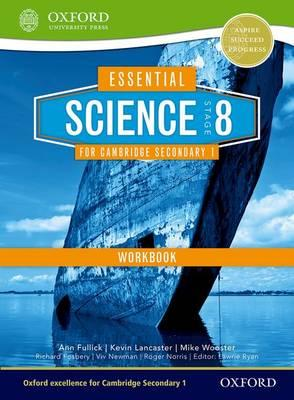 Essential Science for Cambridge Secondary 1- Stage 8 Workbook