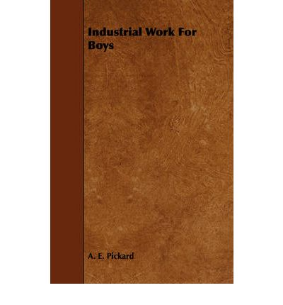 e-Books collections Industrial Work For Boys PDF