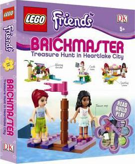 LEGO Friends Brickmaster: Treasure Hunt in Heartlake City