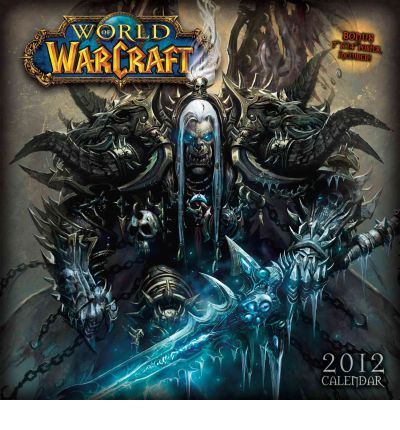 World of Warcraft 2012 Mini Calendar