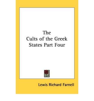 The Cults of the Greek States Part Four