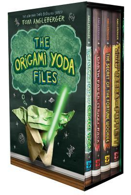 Origami Yoda Files: Boxed Set
