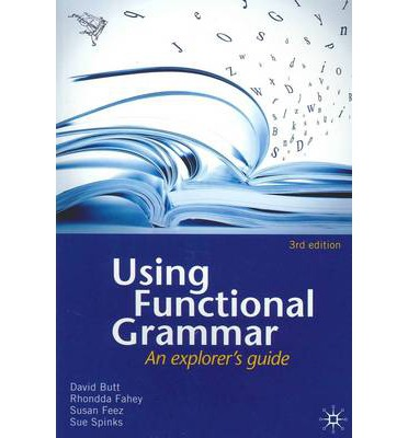 Using Functional Grammar Cover Image