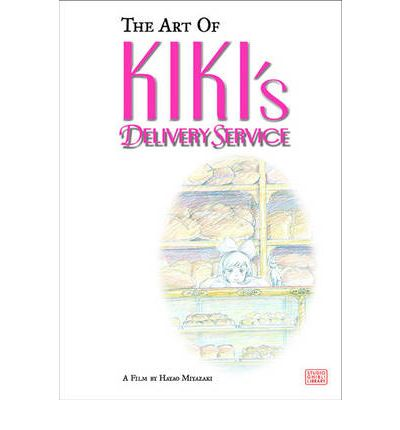 Kiki's Delivery Service - the Art of