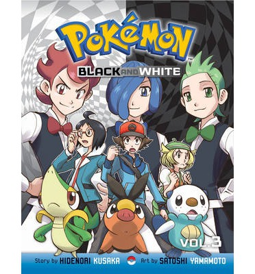 Pokemon Black & White: 03