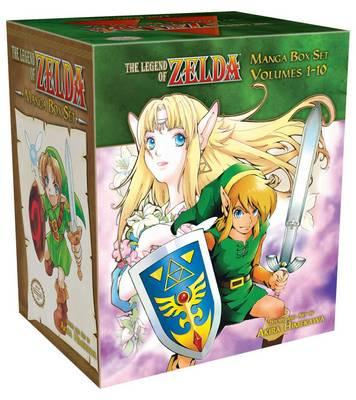 The Legend of Zelda Box Set: Vols. 1-10
