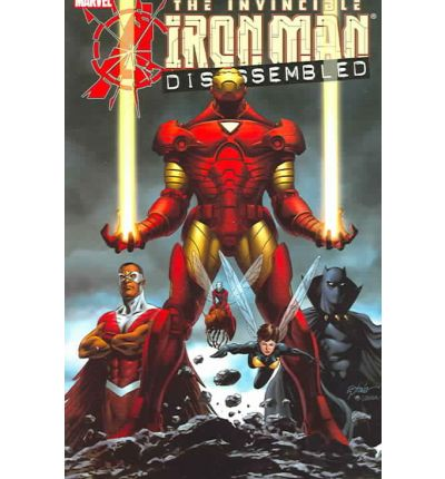 The Invincible Iron Man: Disassembled