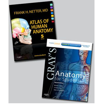 Atlas of Human Anatomy Package