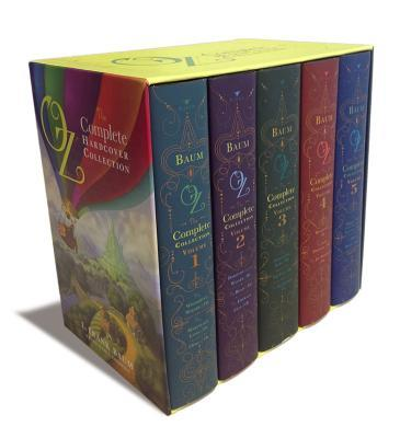 Oz: The Complete Hardcover Collection 5 Volume Set