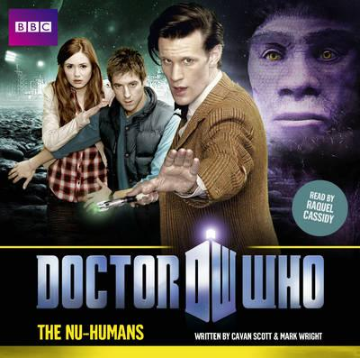 Doctor Who The Nu-Humans