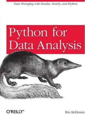 Python for Data Analysis