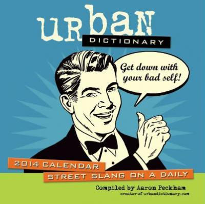 Urban Dictionary 2014 Box Calendar