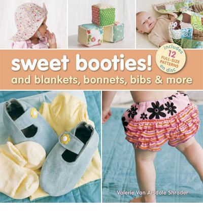 Sweet Booties and Blankets, Bonnets, Bibs & More