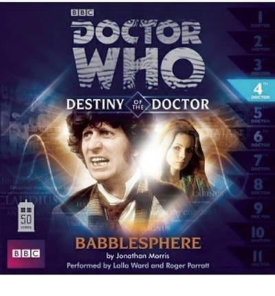 Doctor Who: Babblesphere (Destiny of the Doctor 4)