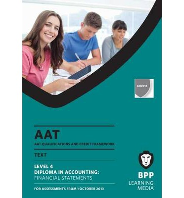 AAT Financial Statements: Study Text