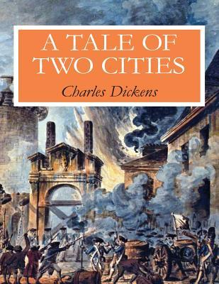 a literary analysis tale of two cities by charles dickens A tale of two cities was attacked for having little, if any humor always concerned to make money with his writings, dickens took seriously the negative response many readers had to his darker novels.