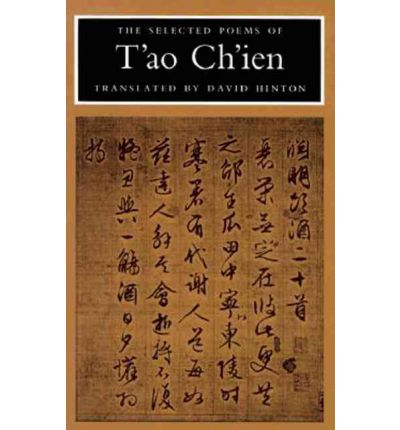 Selected Poems of T'Ao Ch'Ien