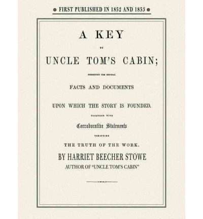 a book report on uncle toms cabin by harriet beecher stowe Start studying social studies chapter 15 learn vocabulary, terms, and more with flashcards, games, and other study tools.