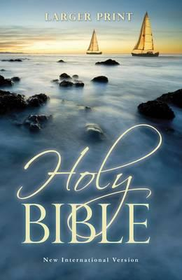 Larger Print Holy Bible: NIV