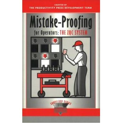 Mistake-Proofing for Operators