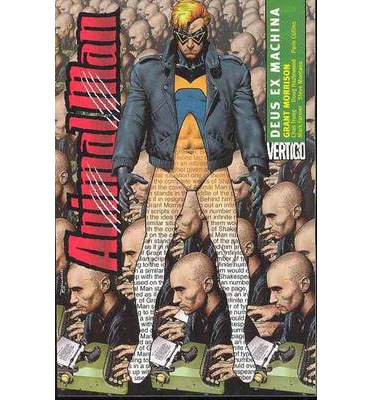 Animal Man: Deus Ex Machina Vol 03