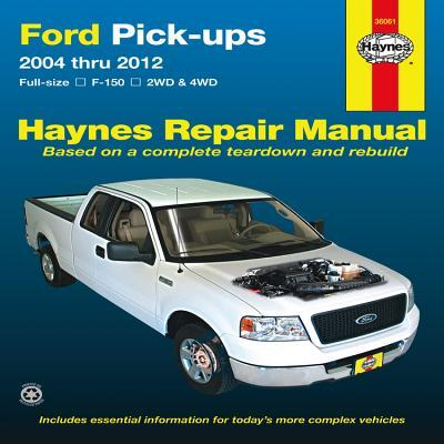 ford f 150 automotive repair manual 2004 12 haynes. Black Bedroom Furniture Sets. Home Design Ideas