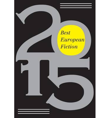 Best European Fiction 2015