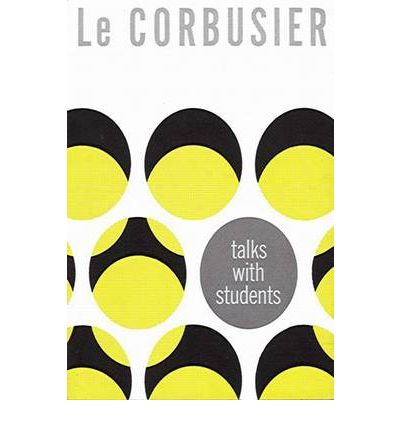 Le Corbusier Talks with Students