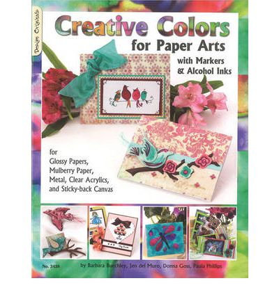 Creative Colors for Paper Arts