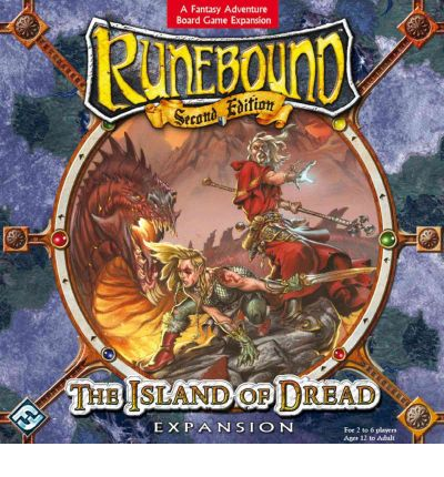 Runebound: Island of Dread Expansion