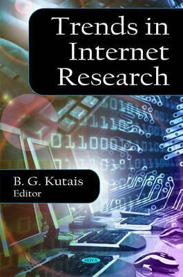 Free best sellers Trends in Internet Research PDF 9781594541407 by B. G. Kutais