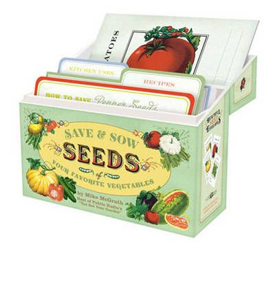 Kitchen Garden Box: Save and Sow Seeds of Your Favourite Vegetables